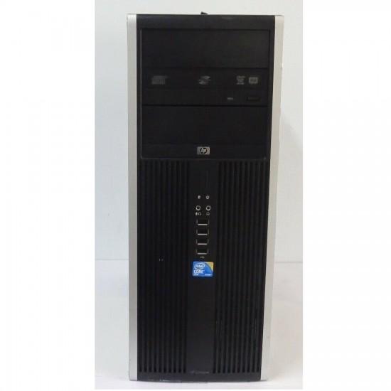 PC DESK COMPUTER TOWER HP 8000 INTEL CORE 2 DUO 3.0GHZ RAM 4GB HDD 320GB WIN 7 PRO - RICONDIZIONATO