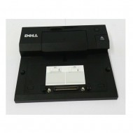 DOCKING STATION DELL PR03X USB 2.0 REPLICATORE DI PORTE VGA DVI DISPLAY PORT