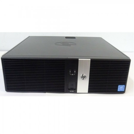 PC DESK COMPUTER POS HP RP5810 INTEL G3420 3.2GHZ RAM 4GB HDD 500GB WIN 10 PRO - RICONDIZIONATO