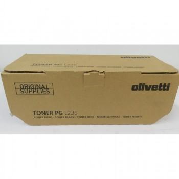 OLIVETTI PGL235 CARTUCCIA TONER NERO LASER 15000 PAGINE PG L235 PG L245 B0709