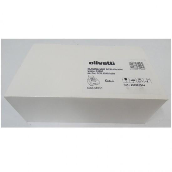B0883 OLIVETTI  TONER NERO LASER ORIGINALE 2000 PAGINE OFX 9500-9600