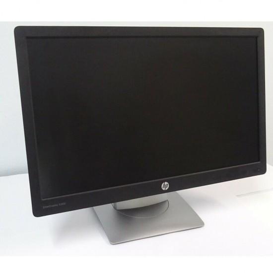 "MONITOR PC HP 20"" ELITEDISPLAY E202 1600X900 IPS LED HD HDMI VGA DP USB GRADO A"