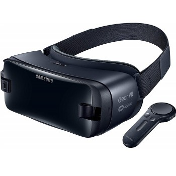 Visore Samsung Gear VR with controller Occhiali realtà virtuale - Powered by Oculus