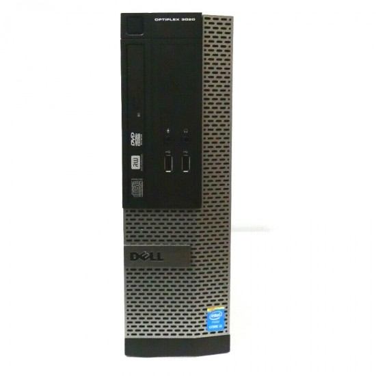 PC DELL OPTIPLEX 3020 DESKTOP SFF INTEL CORE I5 3.2GHZ RAM 8GB HDD500GB WIN 10