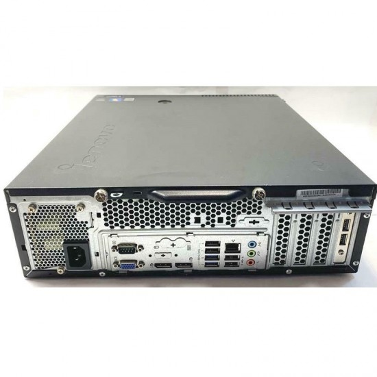 PC LENOVO THINKCENTRE M83 DESK SFF INTEL I5 3.2GHZ HDD500GB RAM 4GB WIN 10 PRO
