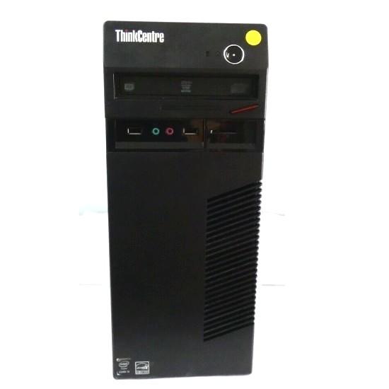 PC LENOVO THINKCENTRE M73 MT MINI TOWER INTEL I3 3.4GHZ HDD500GB RAM 4GB WIN 10 P- RICONDIZIONATO