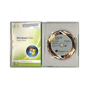 SISTEMA OPERATIVO MICROSOFT WINDOWS VISTA HOME BASIC 32 BIT OEM