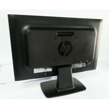 "MONITOR HP PRODISPLAY P201 20"" 1600X900 LED WIDE DVI VGA GRADO A"