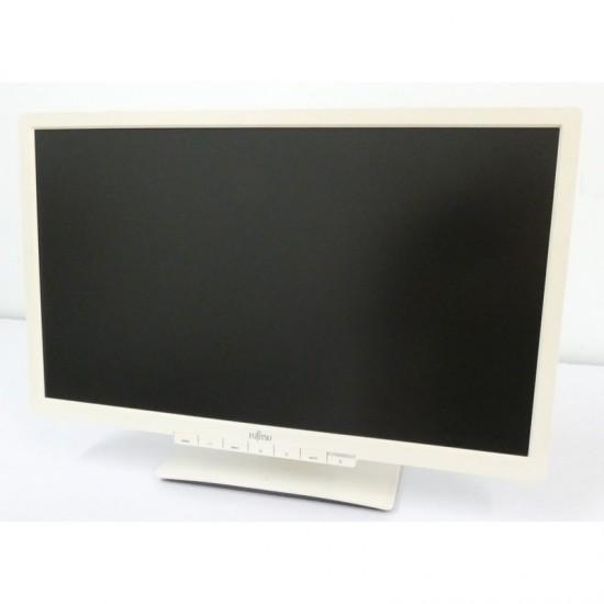 "MONITOR PC COMPUTER FUJITSU 20"" B20T-6 LED PIVOT USB USATO GRADO A"