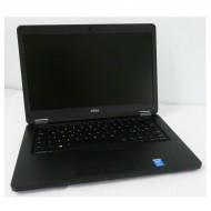 NOTEBOOK DELL LATITUDE E5450 LAPTOP I5 2.2GHZ HDD 500GB RAM 4GB WIN 7 PRO