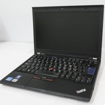 NOTEBOOK LENOVO THINKPAD X220 INTEL CORE I5 2540M 2.6GHZ RAM 4GB HDD320GB WIN 7 PRO - usato