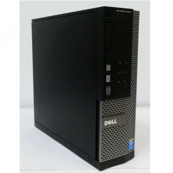 PC DELL OPTIPLEX 3020 DESKTOP SFF INTEL CORE I5 3.3GHZ RAM 4GB HDD500GB WIN 10