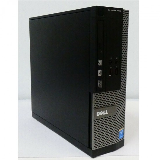 PC DELL OPTIPLEX 3020 DESKTOP SFF INTEL CORE I5 3.3GHZ RAM 8GB HDD500GB WIN 10