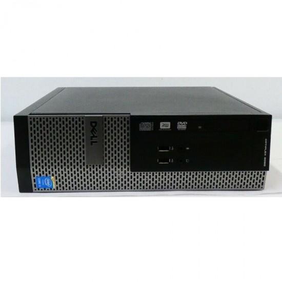 DELL OPTIPLEX 3020 PC SFF INTEL CORE I3 3.4 GHZ RAM 4GB HDD500GB WIN 7 PRO