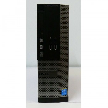 DELL OPTIPLEX 3020 PC SFF INTEL CORE I3 3.4 GHZ RAM 4GB HDD500GB WIN 7 PRO