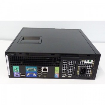 DELL OPTIPLEX 790 PC DESK INTEL CORE I5 3.1 GHZ RAM 4GB HDD320GB WIN 7 PRO - USATO