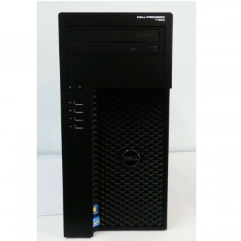 DELL PRECISION T1650 WORKSTATION PC TOWER INTEL I5 3.20GHZ 4GB HDD250GB WIN 7