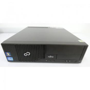 PC DESKTOP SFF FUJITSU COMPUTER PC ESPRIMO E500 INTEL CORE I3 3.3GHZ RAM 4GB HDD500GB WIN 7 PRO USATO