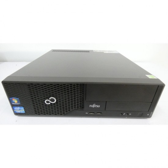 PC DESKTOP SFF FUJITSU COMPUTER PC ESPRIMO E500 INTEL CORE I3 3.3GHZ RAM 8GB HDD500GB WIN 7 PRO USATO