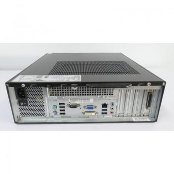 PC DESKTOP SFF FUJITSU COMPUTER PC ESPRIMO E520 INTEL CORE I3 3.4GHZ RAM 4GB HDD500GB WIN 10 PRO USATO