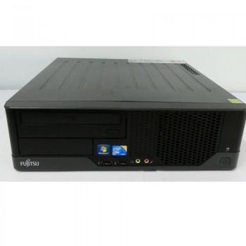 PC COMPUTER FUJITSU ESPRIMO E5731 INTEL CORE 2 DUO RAM 4GB HDD500GB WIN 7 PRO RICONDIZIONATO + TASTIERA E MOUSE