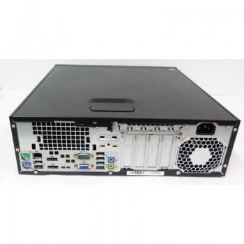 PC HP PRODESK 600 G1 SFF INTEL PENTIUM G 3.2GHZ RAM 8GB HDD 500GB WIN 10 P  - USATO
