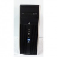 HP 8300 ELITE PC TOWER CMT INTEL i5 3.2GHZ RAM 4GB HDD 500GB WIN 7 PRO - USATO