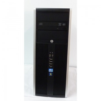HP 8300 ELITE PC TOWER CMT INTEL i5 3.2GHZ RAM 8GB HDD 250GB WIN 7 PRO - USATO