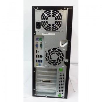 PC HP 8000 ELITE CMT INTEL CORE 2 DUO E8400 3.16GHZ RAM 4GB HDD 80GB WIN 7 P - USATO