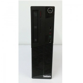 LENOVO THINKCENTRE M72E PC DESK SFF INTEL I3 3.4GHZ HDD250GB RAM 4GB WIN 7 PRO