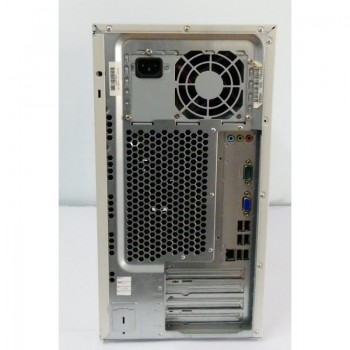 PC COMPUTER FUJITSU ESPRIMO P3510 INTEL DUAL CORE 2.2 GHZ RAM 2GB HDD 160GB + MOUSE + TASTIERA - USATO