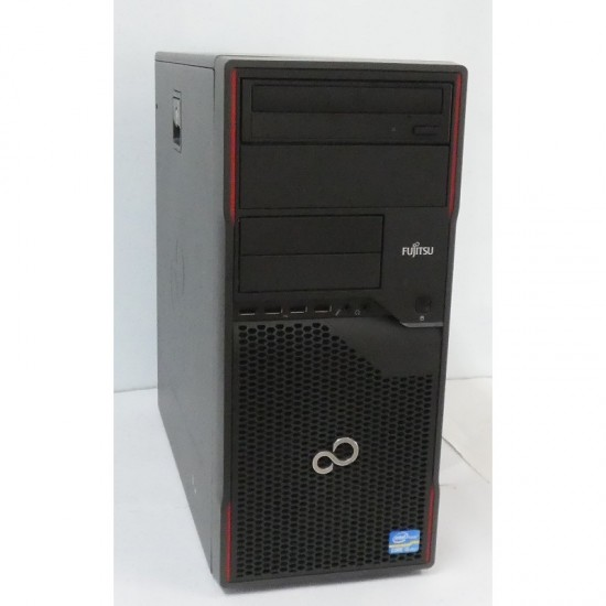 PC DESK FUJITSU ESPRIMO P900 MT  INTEL CORE I5 3.1 GHZ RAM 4GB 2x HDD500GB NO SISTEMA OPERATIVO - USATO