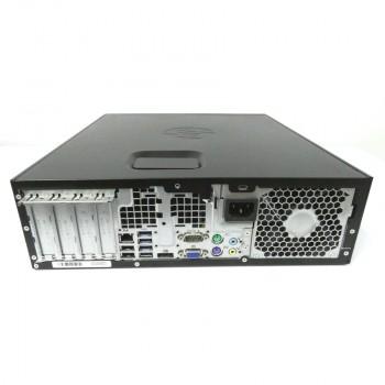 PC HP COMPAQ 6305 PRO SFF AMD A8-5500B 3.2GHZ RAM 8GB HDD250GB WIN 10 pro