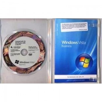 SISTEMA OPERATIVO MICROSOFT WINDOWS VISTA BUSINESS 32 BIT OEM