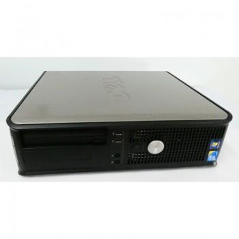 PC DELL OPTIPLEX 380 DESK INTEL CORE DUO E7500 2.93GHZ RAM 4GB HDD250GB WIN 7 P - USATO