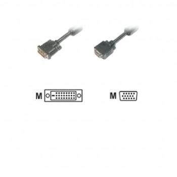 CAVO DVI-VGA M/M 1.8MT