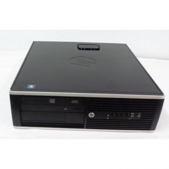 HP COMPAQ 6305 PRO PC SFF AMD A4-5300B 3.4GHZ RAM 4GB HD250GB WIN 7 pro