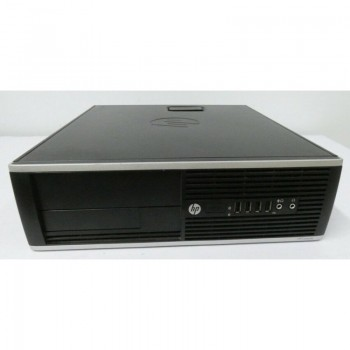 HP COMPAQ 6305 PRO PC SFF AMD A8-5500B 3.2GHZ RAM 4GB HD250GB WIN 10 pro - usato