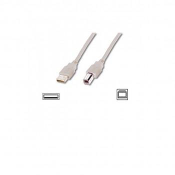 CAVO USB TIPO A/B 5MT